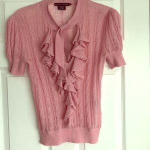 Cute pink blouse
